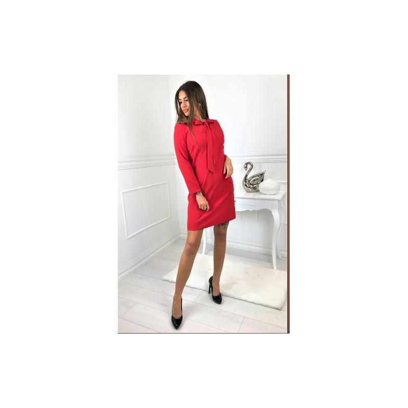 c8994833fedb Trendy šaty s mašlí