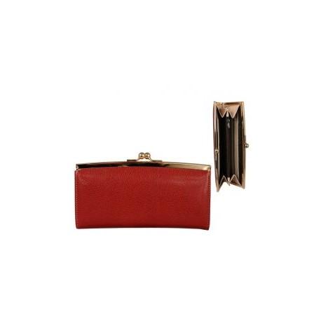 Dámská kožená peněženka - Cavaldi