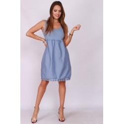 Letní krátké šaty
