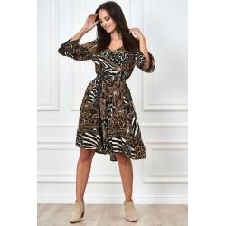Šaty Justine